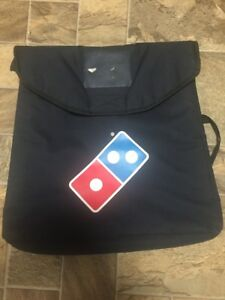 Domino s Pizza Insulated Thermal Large Delivery Bag Hot