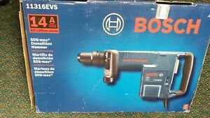 New Bosch 11316evs 14amp 1 9 16 Corded Variable Speed Sds max Demolition Hammer