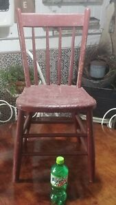 Great Old Childrens Chair