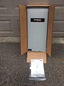 New Generac 100 200 amp Automatic Transfer Switch Rxsw200a3
