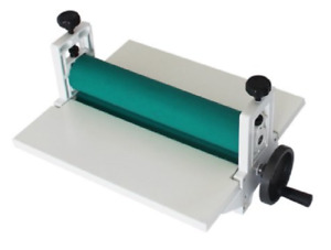 All Metal Frame Cold Roll Laminator 14 Manual Cold Mount Roll