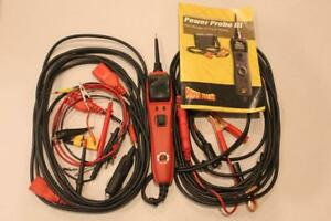 Power Probe Iii Pp319ftc Red Kit