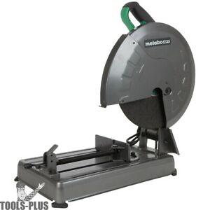 Metabo hpt Cc14sfsm 14 15 Amp Portable Chop Saw With Trigger Switch 4000rpm New