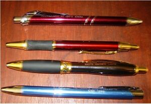 Lot Of 200 Nice All Metal Ballpoint Pens