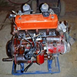 Early Mga 1500 Engine Bp15gb 15476 Good Compression might Be Good To Go T