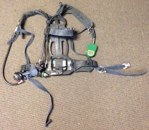 Survivair Panther sigma High Pressure Scba Back Pack Nfpa 1997 Ed 962600 Compass