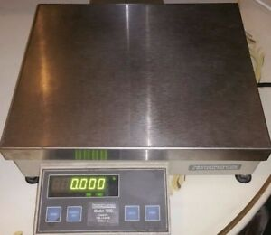 Pennsylvania Scale 7500 Series Counting Bench Scale 10 Lb X 0 002 Lb