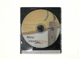 Alma Lasers Pixel Co2 Laser Treatment And System Training Video Dvd 2010