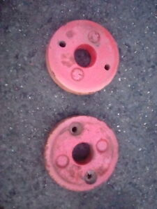 Gravely ryder tractor front axle wheel weights