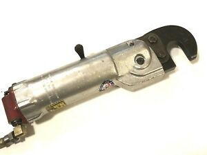 Atlantic Air Tool Pneumatic Tandem c Rivet Squeezer Aircraft Tool Model 60c