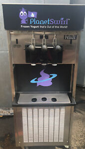 Electro Freeze Ice Cream Machine Model Sl500 132 Excellent Condition