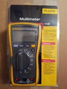 Fluke 115 Compact True rms Digital Multimeter New