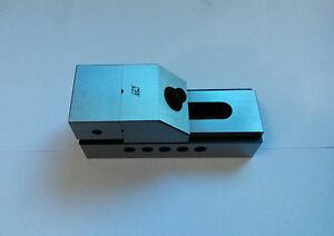 1 2 5 Precision Grinding Toolmaker Screwless Vise