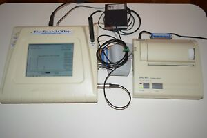 Sonomed Pacscan A scan Biometer With Printer
