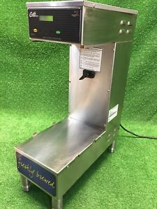 Wilbur Curtis Commercial Tea Brewer 3 0 Gallon Low Profile Fast Free Shipping