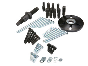 Harmonic Balancer Puller Installer Set Drive Pulley Domestic Foreign Metric Sae