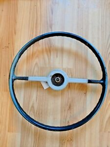 1953 54 Vintage Chevrolet Steering Wheel