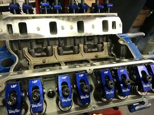 351w 357 Ford Long Block Race Prepped 475 Hp 190cc Heads Roller Cam Rockers