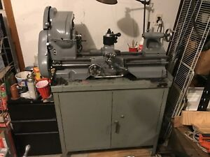 Cratsman atlas 12 Metal Lathe