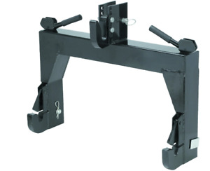 3 point Quick Hitch 27 3 16 In Clearance Easy Attach Tractor Powder Coat Farm