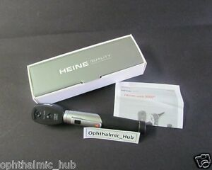 Heine Mini 3000 2 5v Direct Ophthalmoscope With Aa Handle Free Shipping