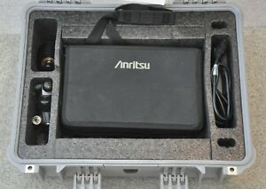 Anritsu Cellmaster Mt8212b Cable Antenna Base Station Analyzer Gps Options