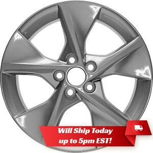 New Set Of 4 18 Replacement Alloy Wheels Rims For 2007 2014 Toyota Camry