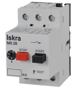 Iskra Ms25 16 Motor Protection Switch