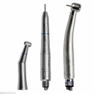 Dental Low Speed Contra Angle Handpiece Kit For Kavo E Generator Led Turbine