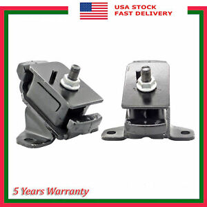 Front Left Right Engine Motor Mount For Toyota 4runner Tacoma 3 4l 7273 2 Set