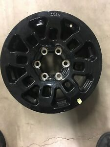 Toyota Tacoma Trd Pro 16 In Alloy Wheel Pt758 35170 02 W O Center Cap Qty 1