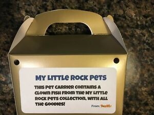 My Little Rock Pets Business For Sale