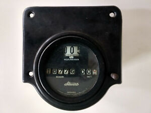 1920s Stewart Speedometer Ford Model T And Others
