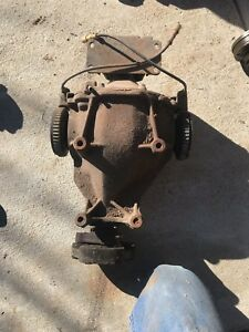 05 06 Pontiac Gto Rear End Differential Assembly 3 46 Ratio 103k Aa6381