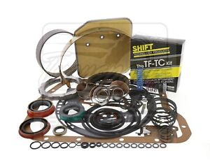 Fits Dodge A904 904 Torqueflite 6 Transmission Dlx L2 Rebuild Kit Tf 6 Tf6 62 65