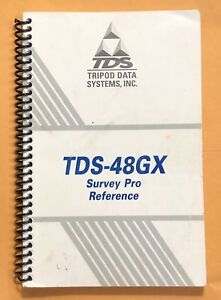 Tds Survey Pro Reference Manual For Hp 48gx Calculator