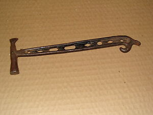 Vintage Hammer Tool Antique Very Old Metal Hammer