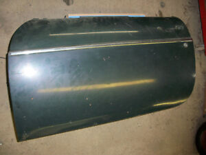 1965 67 Mgb Left Or Driver Side Door Shell Very Clean