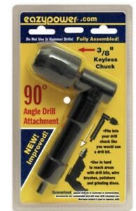 Eazypower Corp 90 degree Angle Drill Attachment 81544