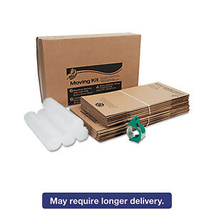 Duck Moving Kit Assorted Dimensions Assorted Colors 12 pack