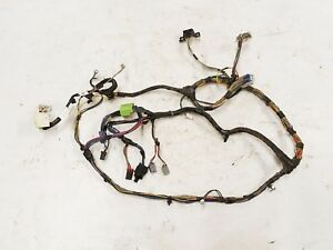 Jeep Wrangler Tj Dash Heater Ac Cluster Wiring Harness 2005 Soft Top 05i