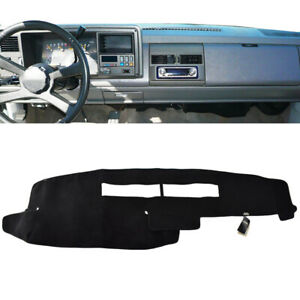 For Chevrolet Silverado 1988 1994 Dash Mat Dashboard Cover Dashmat