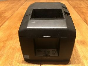 Star Micronics Tsp650 Point Of Sale Thermal Receipt Printer