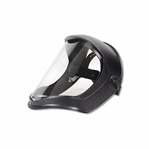 Uvex By Honeywell S8510 Bionic Face Shields Hardcoat antifog Clear black Matte
