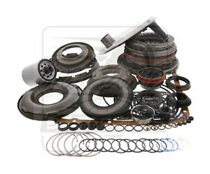 Dodge Ram 2500 3500 68rfe Transmission Alto Dlx 4wd Rebuild Kit 2007 on