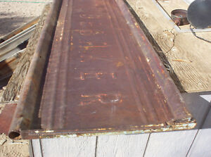 1956 1964 Studebaker Pickup Truck Tailgate Used 52 Wide Shipping