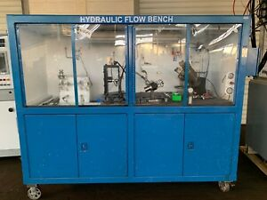 Rexroth Hydraulic Flow Repair Test Bench Actuator Servo Valve Cylinder Component