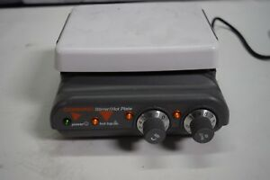 Corning Magnetic Stirrer Hot Plate 25 550 C 60 1100 Rpm Pc 420