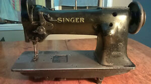 Singer 111w151 Industrial Sewing Machine walking Needle Sewing Head Only