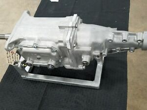 1970 Chevy Gm Rebuilt Muncie 4 Speed M 21 Transmission Date Code Jan 16th P0a16b